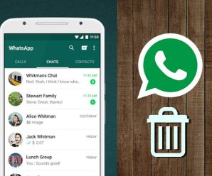 How to delete Whatsapp message even after 7 minutes?