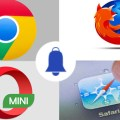 How to disable Web notifications on Chrome, Firefox, Safari and other browsers?