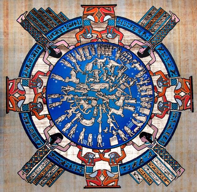 Ancient Egypt Calendar