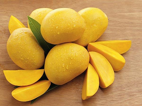 Antioxidants in Mango