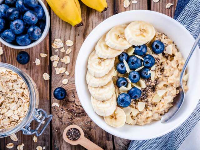 Antioxidants in Oats