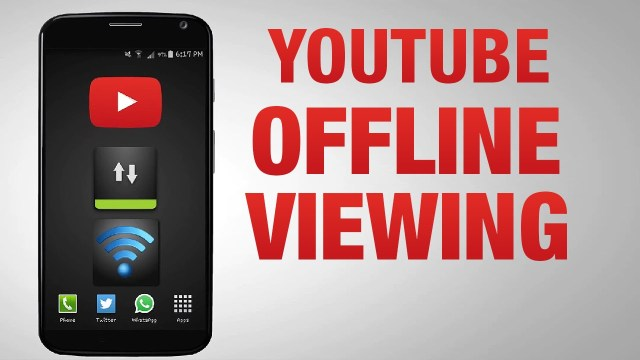 Download Youtube Videos and watch offline