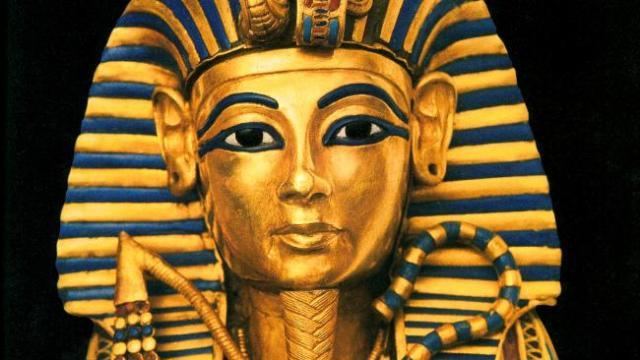 Egypt King Tut