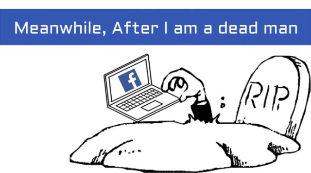 Facebook account after your death