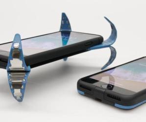 Mobile Airbag Case Invented by a Student deploys when you drop your Smartphone
