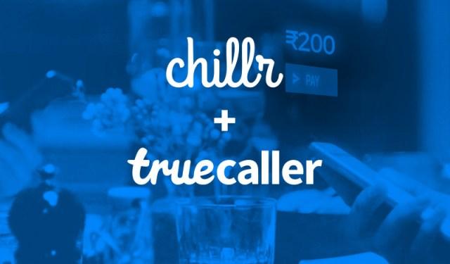 Truecaller and Chillr