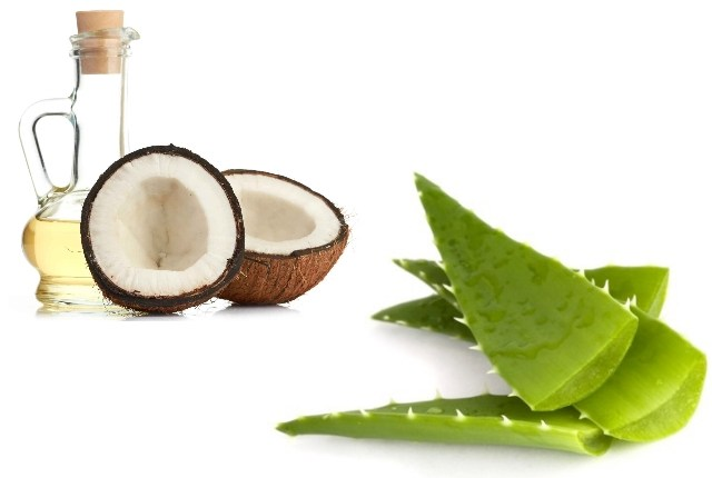 Use-Aloe-Vera-With-Coconut-Oil
