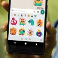 WhatsApp Sticker Reaction feature for Android beta: Here's everything to know
