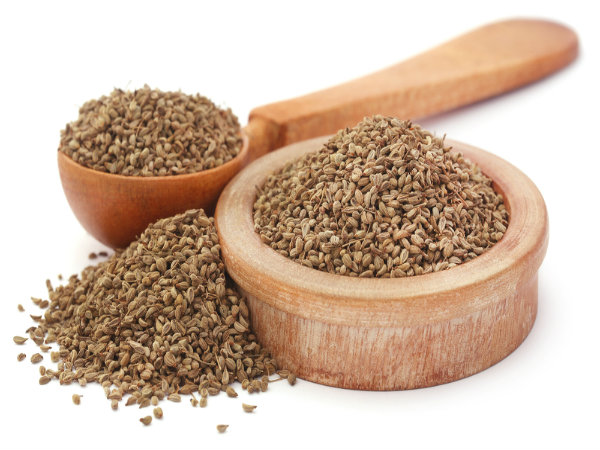 Health Benefits of Carom Seeds for kids and toddlers