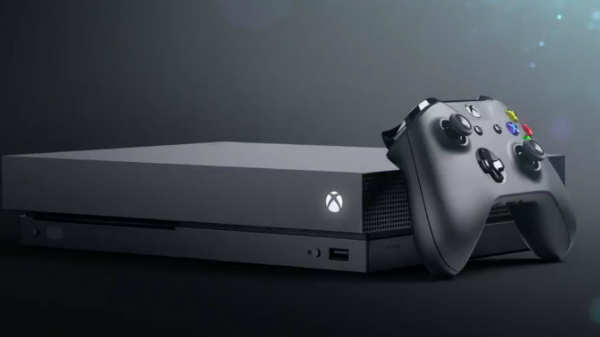 MIcrosoft XBox One X Review