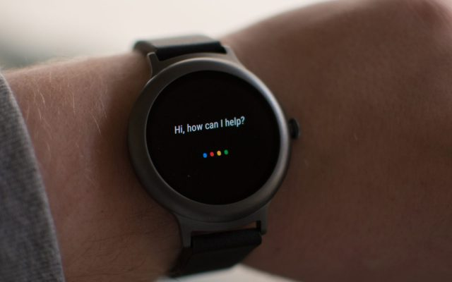 LG Watch Style Google Assistant