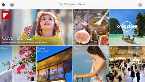Windows-Store-Apps Flipboard