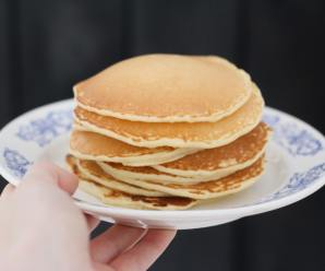 How to make fluffy pancakes at home? – Pancake Recipe