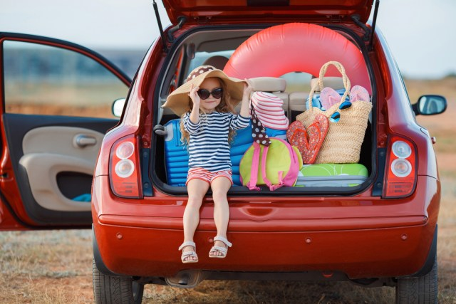 Less Stressful Traveling with Kids