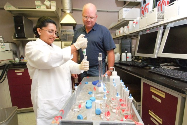 lab manager precautiions