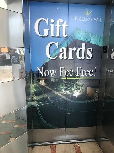 Lift advertising