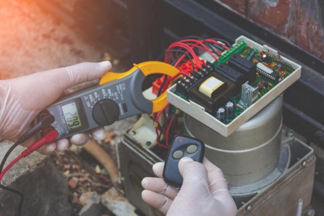 Garage Door Remote Repair