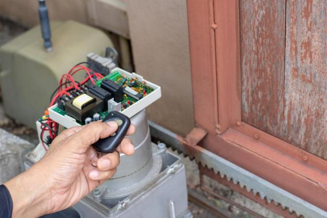 Garage Door Remote
