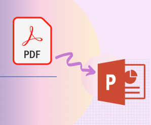Best 3 ways to convert PDF to PPTX