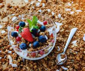 5 Ways to Prepare a Healthy Muesli Cereal for Breakfast