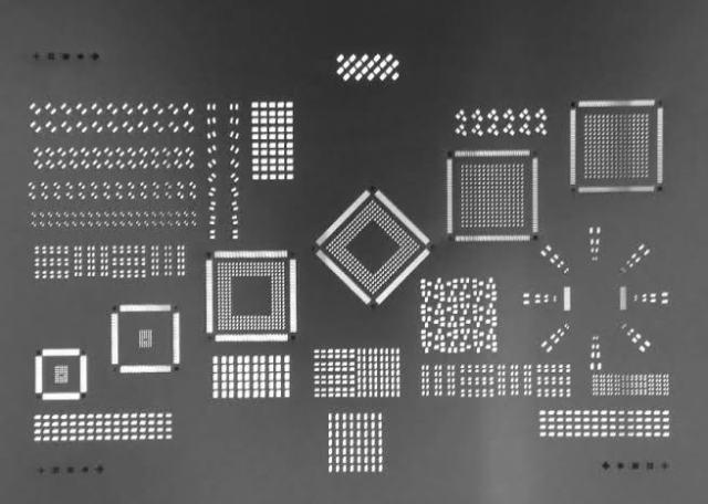 SMT Prototype Stencils