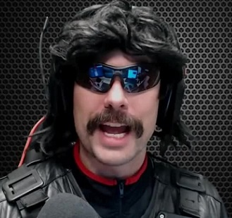 Who is Dr Disrespect? His Wiki, Age, Real Name, Married ...