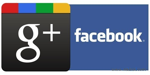 Facebook Into Google plus Social Network