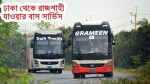 Dhaka To Rajshahi Bus Schedule 2020 | Ticket Price | Online Tickets {Latest}