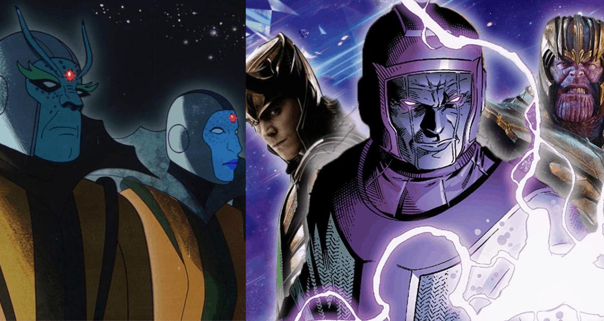 Timekeepers, Loki Kang and Thanos