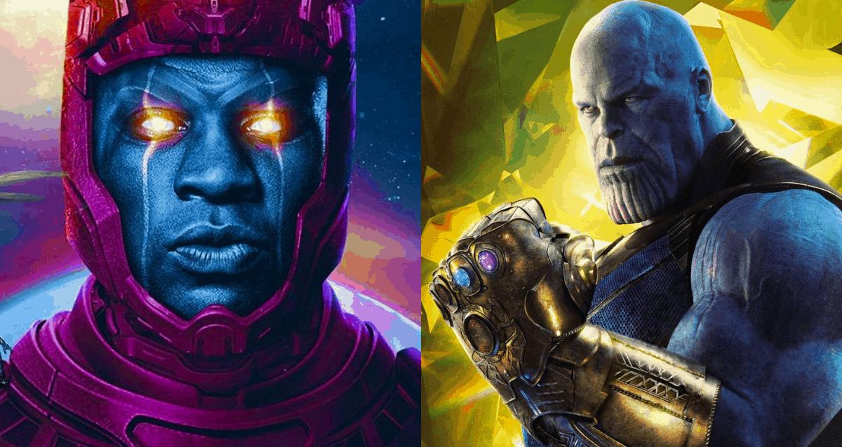 Kang The Conqueror And Thanos