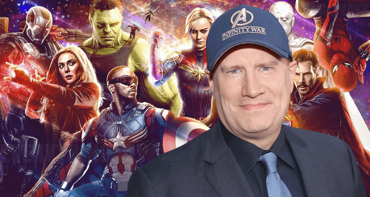 Kevin Feige And New Avengers