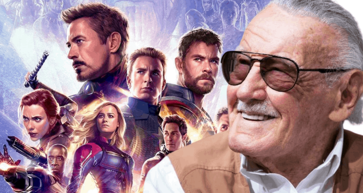 Stan Lee Cameo End