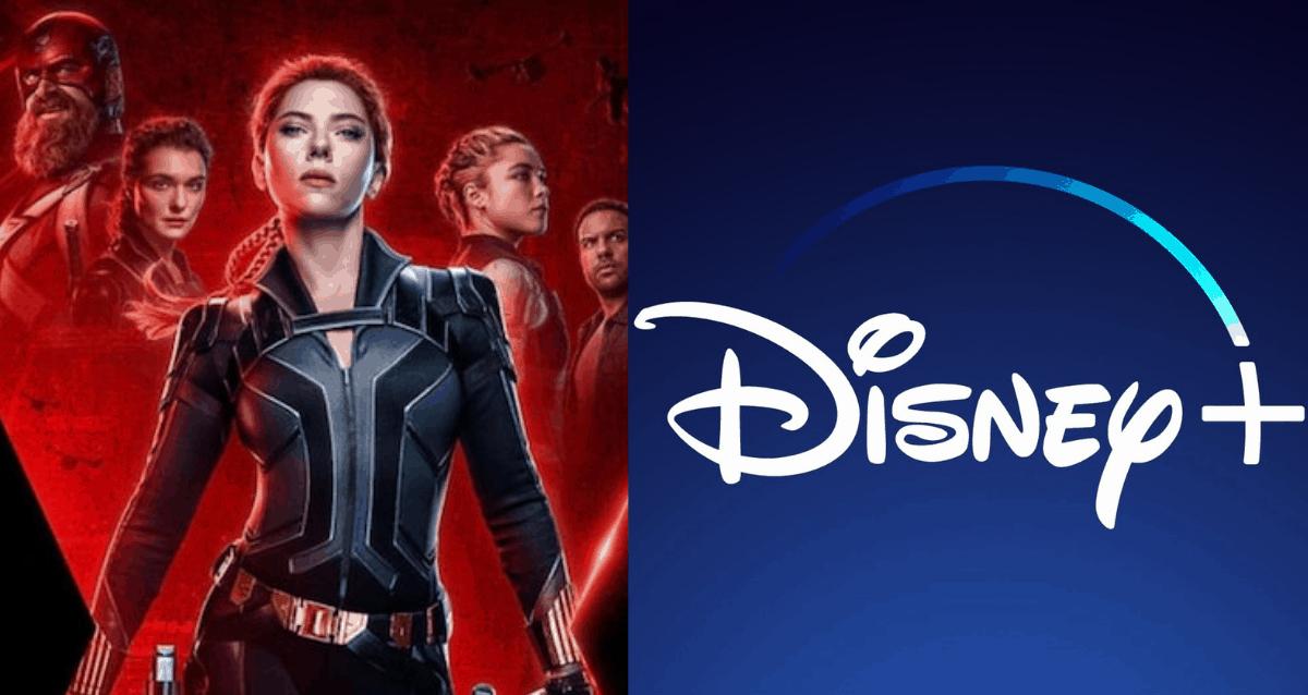 Scarlett Johansson And Disney Plus