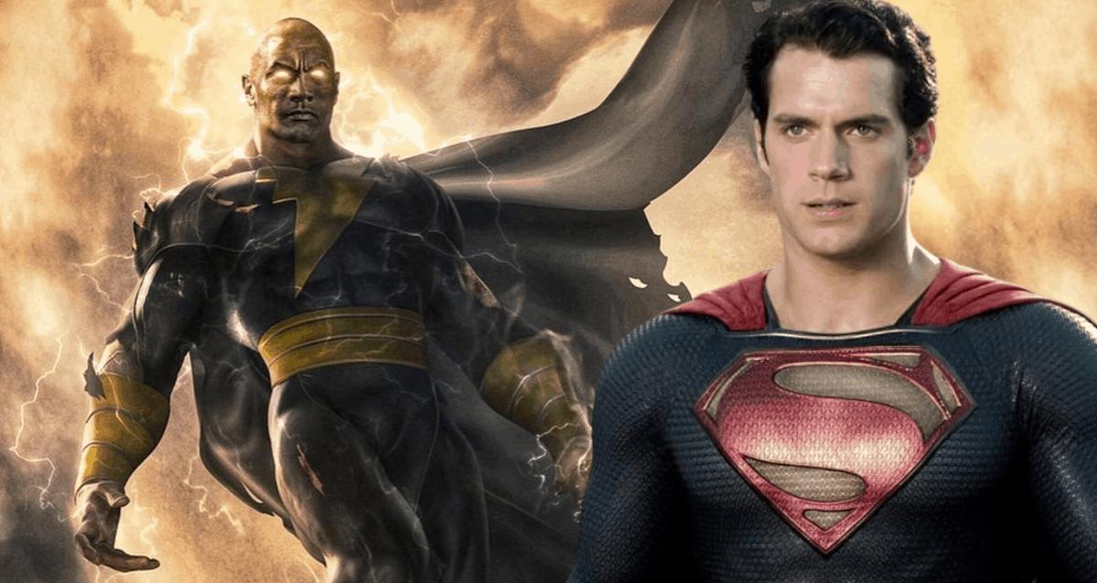 Black Adam And Superman