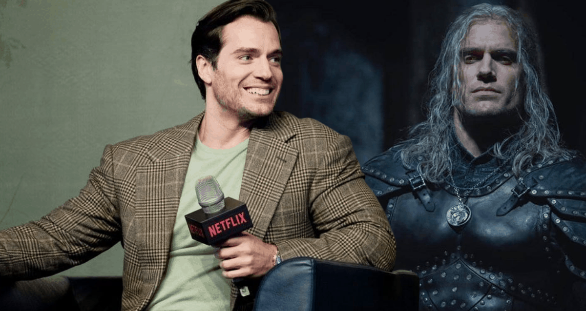 Henry Cavill And Witcher