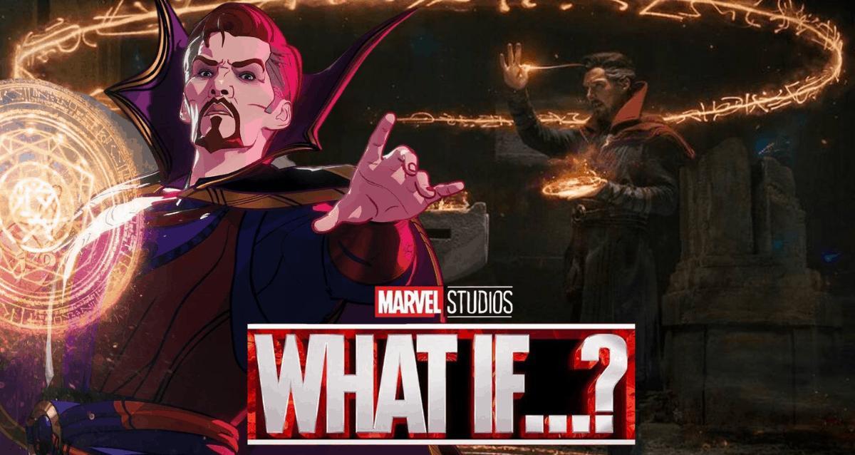 What If..? Doctor Strange