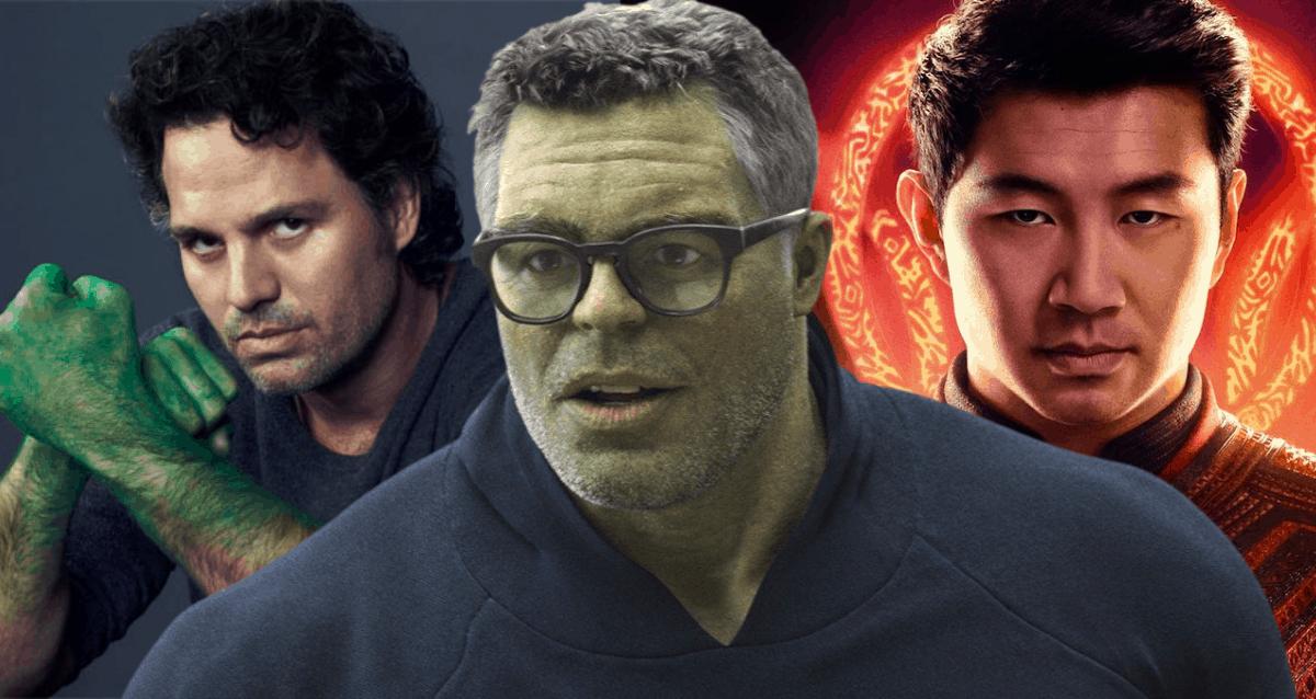 Hulk, Bruce Banner and Shang-Chi