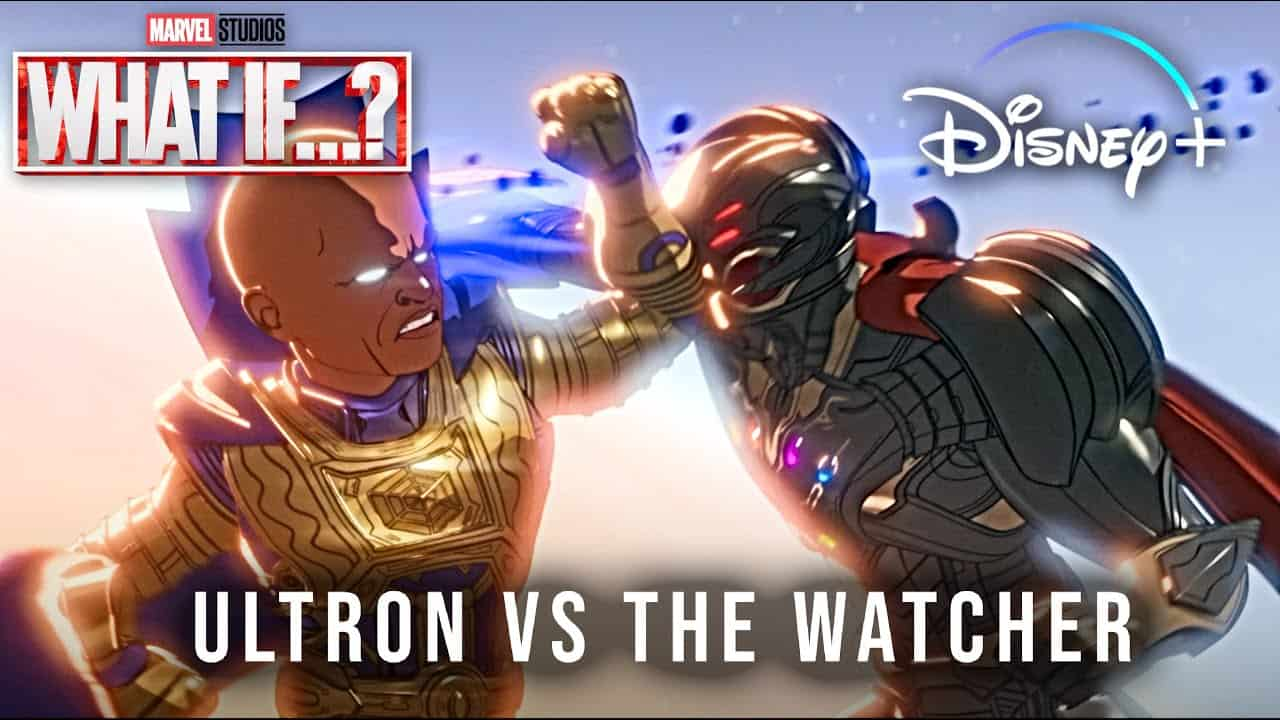 Watcher Vs Ultron In What If Episode 8