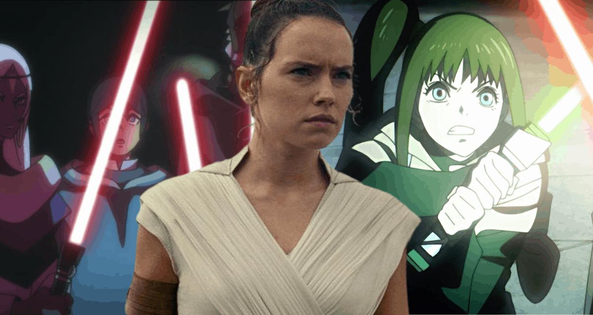 The Ninth Jedi NEW TRILOGY