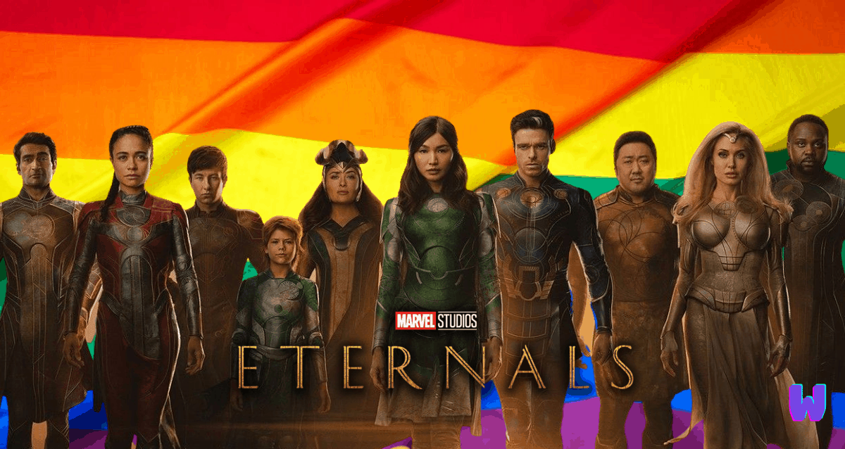 Eternals LGBTQ+