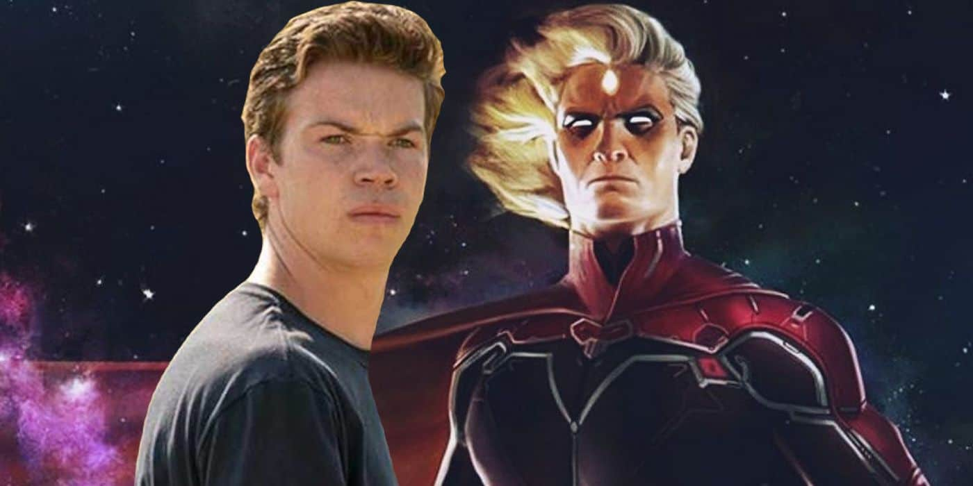 Guardians of the Galaxy 3: Will Poulter Cast As MCU's Adam Warlock After Beating Rege-Jean Page