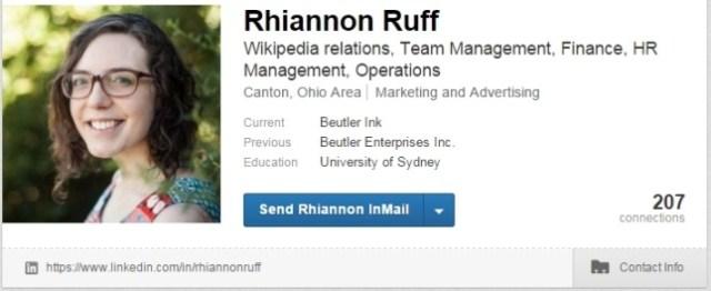 Rhiannon Ruff