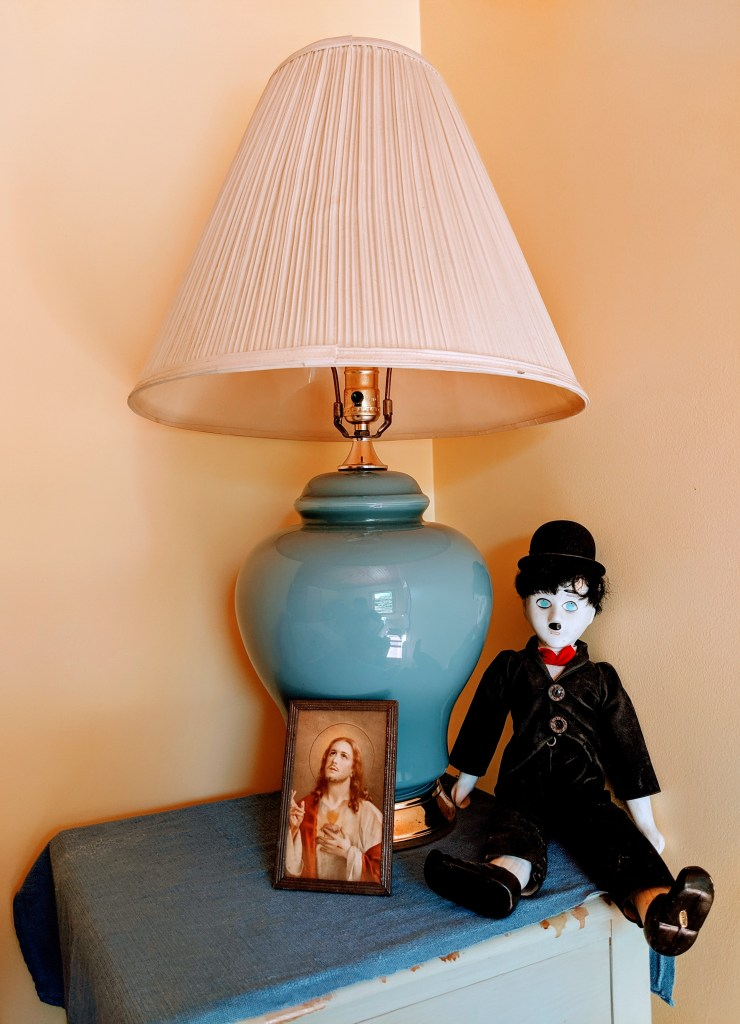 Charlie Chaplin and Jesus Christ in Natural Light