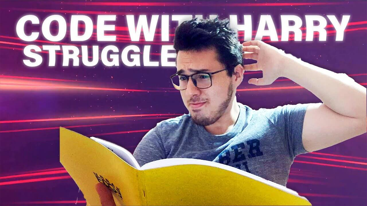 Code With Harry Biography, Family, Net Worth, Age & More