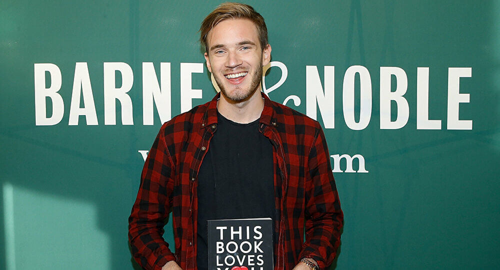 PewDiePie Biography, Age, Girlfriend, Facts and More