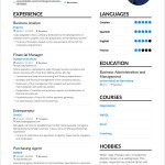 Business Analyst Resume C V Oriolgarcia Blogresume business analyst resume|wikiresume.com