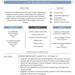 Customer Service Resume Examples Customer Service Representative Resume Example Template customer service resume examples|wikiresume.com