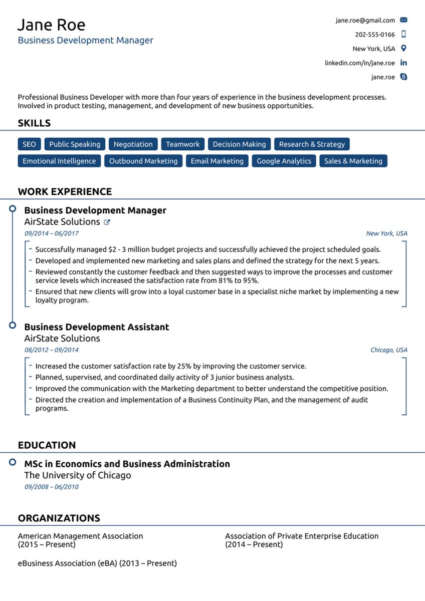 Free Resume Template Modern Resume Template free resume template wikiresume.com