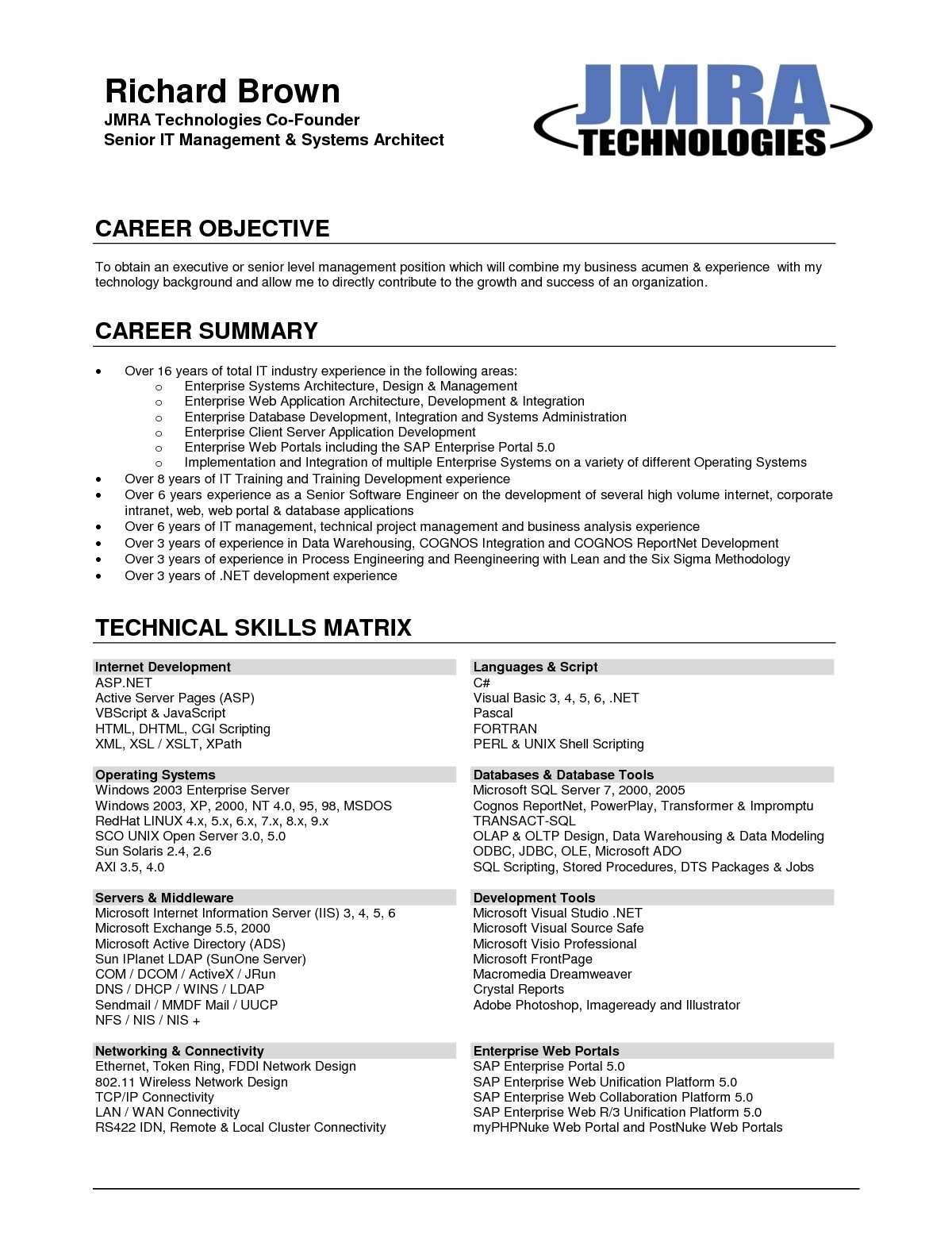Good Objective For Resume Career Objective Resume Template Good Resume Objective Good Resume Objective good objective for resume wikiresume.com