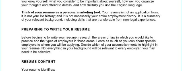 Good Resume Examples Purpose Of A Resume Good Personal Statement Resume Examples Resume